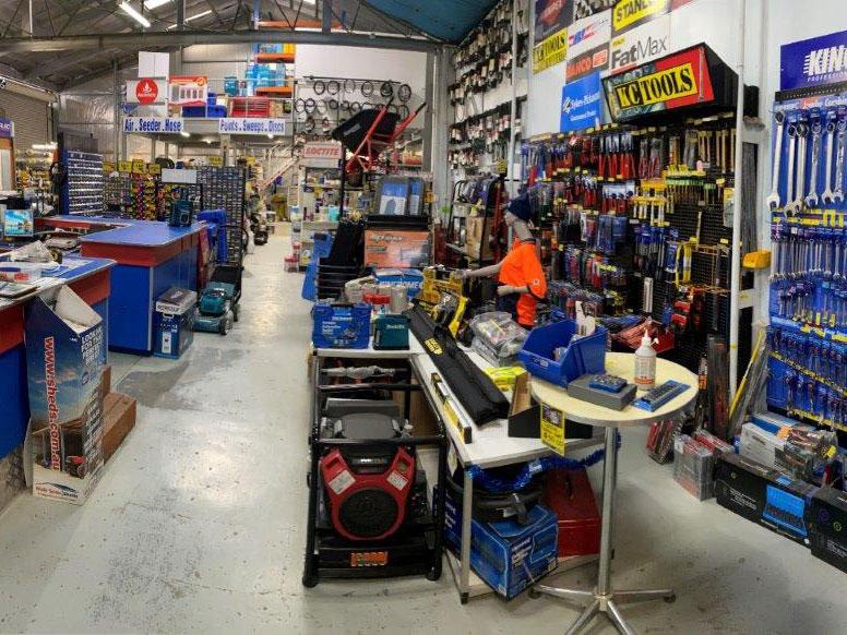 Cummins Bearings & Engineering - Large Industrial Shop